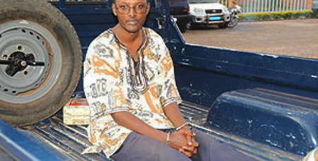 Rwandan Tutsi opposition leader Deo Mushayidi imprisoned by Kagame 0212