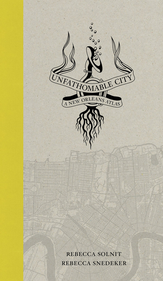 'Unfathomable City' cover