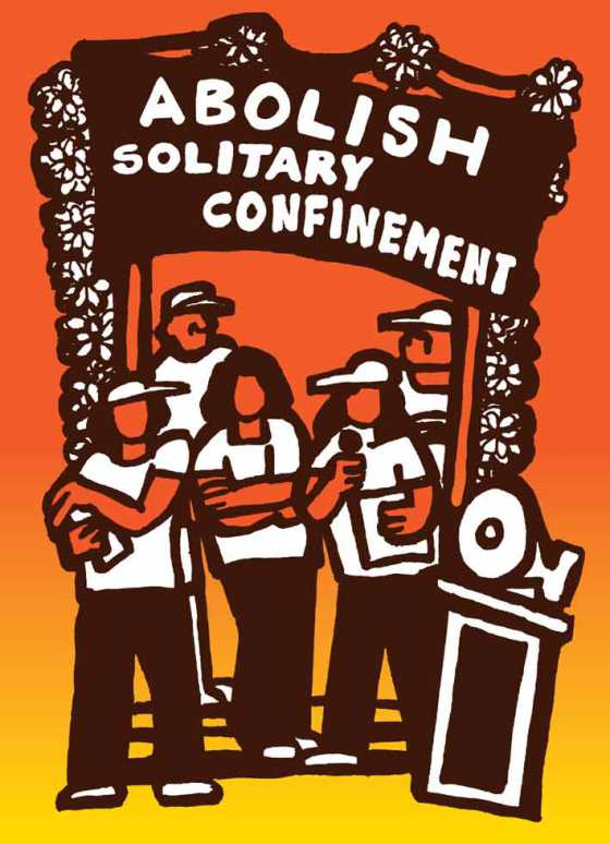 Abolish-Solitary-Confinement-poster, Solitary confinement hearing Feb. 11: Support the prisoner-led movement and their family members, Behind Enemy Lines