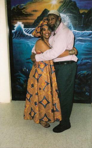 Dequi Kioni-Sadiki, Sekou Odinga's wedding photo 0711, web