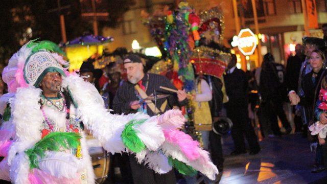 Fat Tuesday in Fillmore