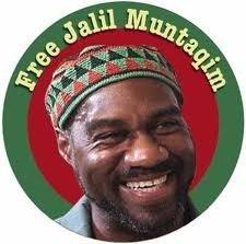 'Free Jalil Muntaqim' graphic