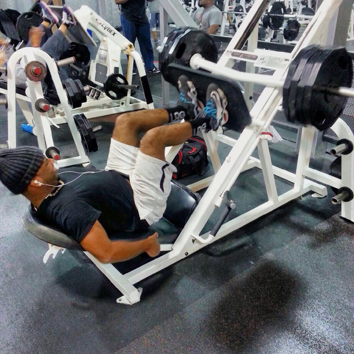 Golden-State-Giants-fitness-gym, Golden State Giants football is back: an interview wit' Golden State Giants President Tirrell Muhammad, Culture Currents
