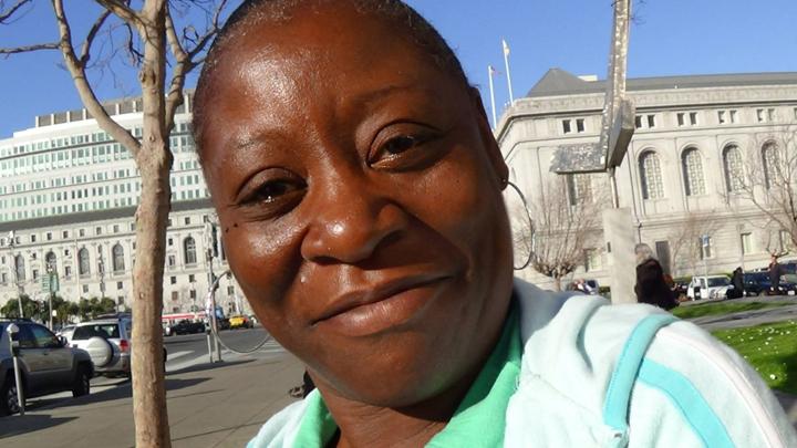 Homeless Day of Action Wanda Jones 011714 by Carol Harvey, web