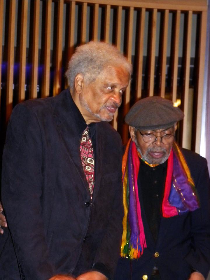 Ishmael Reed, Amiri Baraka by Tennessee Reed, web