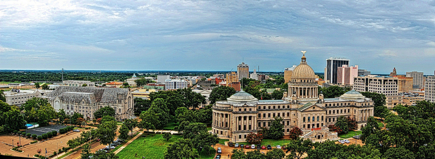 Jackson-Miss.-downtown-panorama, Jackson Rising: Building the city of the future today, National News & Views