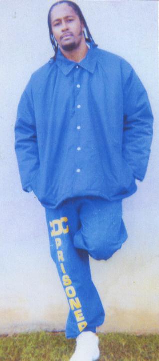 Larry 'Key' Mitchell, 'CDC Prisoner'
