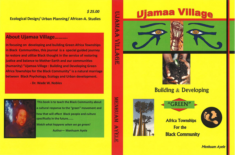'Ujamaa Village' cover