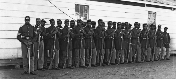 Black-infantry, '12 Years a Slave': What happened to slave rebellion?, Culture Currents