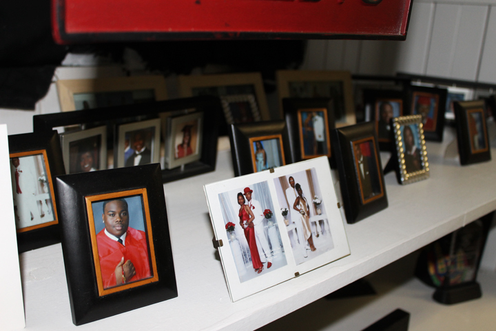 College-Prep-wall-of-fame-pictures-of-graduates-by-Laura-Savage, 100% College Prep: Fostering successful youth in the Bayview, Culture Currents