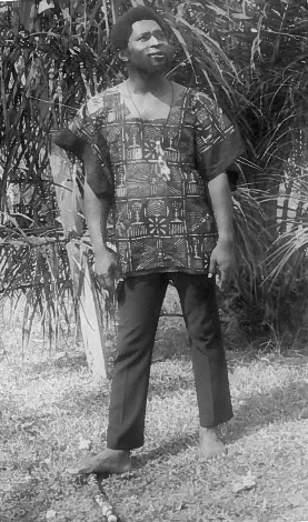 Obi Egbuna Sr. in Nigeria