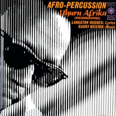 Randy Weston 'Uhuru Afrika' cover