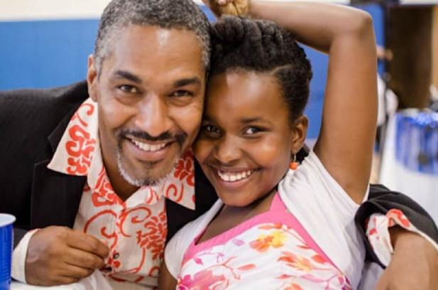 Eesuu & daughter