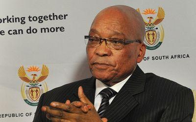 Jacob Zuma by GCIS