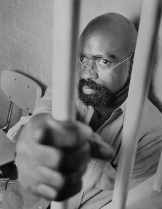Rubin 'Hurricane' Carter in prison