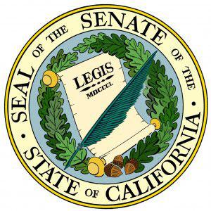 Seal of California Senate