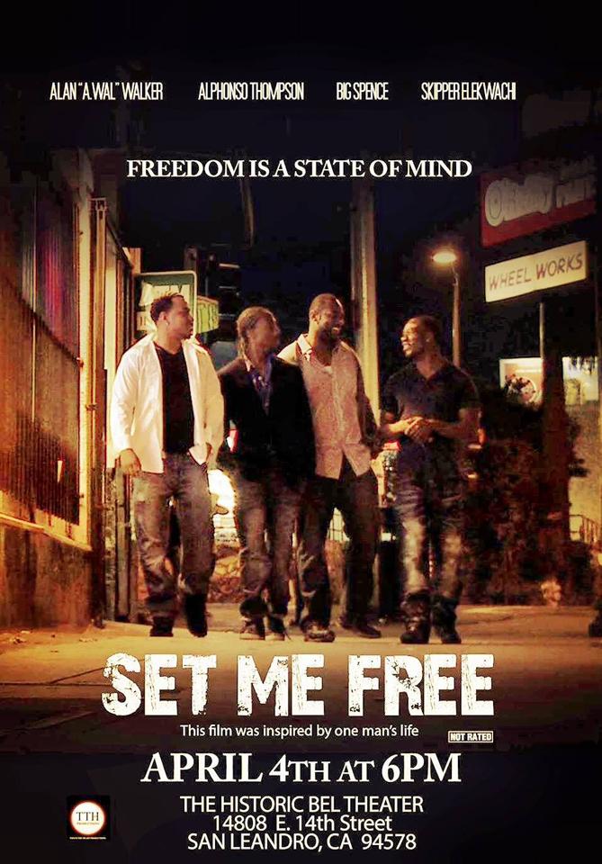'Set Me Free' poster