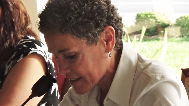 TIDA Director of Island Operations Mirian Saez by Carol Harvey