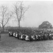 Memorial Day was started by former slaves on May, 1, 1865, in Charleston, S.C., to honor 257 dead Union soldiers who had been buried in a mass grave in an upscale race track converted into a Confederate prison camp. They dug up the bodies and worked for two weeks to give them a proper burial as gratitude for fighting for their freedom. They then held a parade of 10,000 people led by 3,000 Black children, where they marched, sang and celebrated.