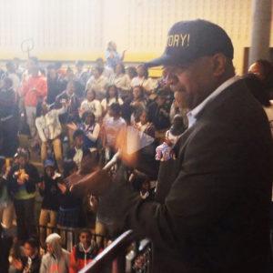Ras-Baraka-announces-mayoral-victory-to-students-at-high-school-he-principals-051414-300x300, Ras Baraka, Amiri Baraka's son, becomes mayor of Newark by earning it, National News & Views