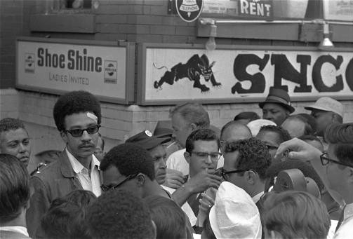 H.-Rap-Brown-SNCC-Harlem-HQ-0767-by-AP1, Free Imam Jamil Al-Amin! His wife, attorney Karima Al-Amin, tells of the US' 47-year campaign to silence H. Rap Brown, Behind Enemy Lines