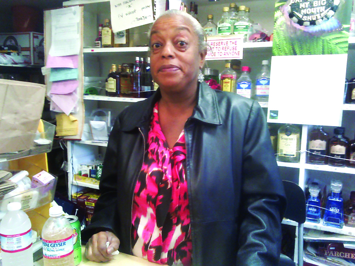 Kathy-Ford-owner-Fords-Grocery-Oakdale-Lane-by-Rochelle, Third Street Stroll ..., Culture Currents