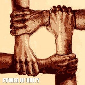 """Power of Unity"" – Graphic: Soundthings"