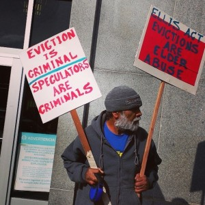 Remigio-Fraga-Ellis-Act-evictions-are-elder-abuse-Hall-of-Justice-020514-by-PNN-300x300, Campos, Adachi and tenant advocates seek right to legal representation for any tenant facing eviction in San Francisco, Local News & Views