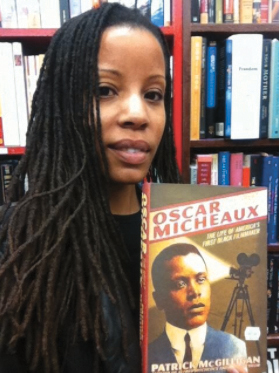 Screenwriter-director-Jamie-Walker, Discussing 'The Young Oscar Micheaux' wit' filmmaker Jamie Walker, Culture Currents