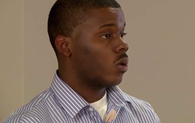 """True Son"" is the story of 22-year-old Michael Tubbs' campaign for Stockton City Council."