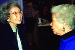 Freedom fighters Yuri Kochiyama and Kiilu Nyasha have been close friends for decades.