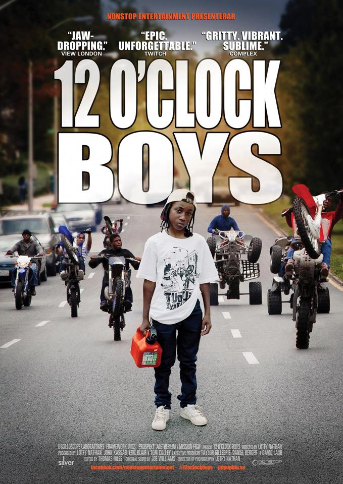 '12 O'Clock Boys' poster