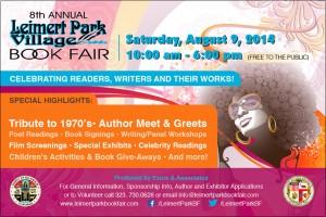 Leimert-Park-Village-Book-Fair-ad-080914-300x200, 8th annual Leimert Park Village Book Fair Aug. 9 in Los Angeles, Culture Currents
