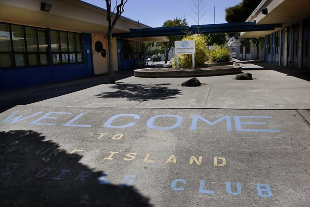 "This looks like a wonderful place for children, but is it safe? The original caption on this San Francisco Chronicle photo reads: ""The Boys and Girls Club is closed until school starts next week on Treasure Island, Calif., on Thursday, Aug. 16, 2012. The health department alleged a Navy contractor might have inadvertently exposed children to radioactive dust at the Boys and Girls Club and at a child development center on the island."" – Photo: Liz Hafalia, San Francisco Chronicle"