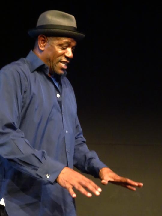 Lance Burton, AfroSolo