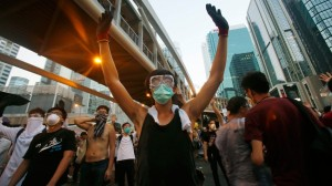 Student-protesters-surround-govt-HQ-Hong-Kong-092814-by-Wally-Santana-AP-300x168, Join the #HandsUp mass mobilization in Ferguson Oct. 9-13, National News & Views