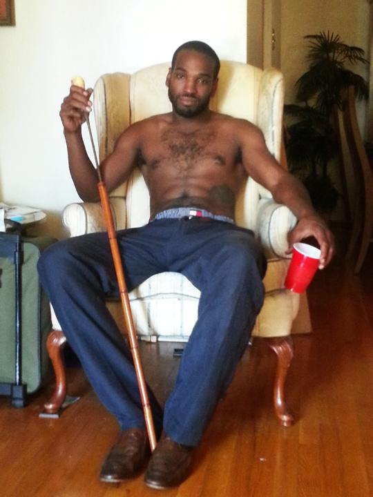 Chip Wiley – Photo: JR Valrey, Block Report