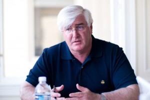 Tech billionaire and would be kingmaker Ron Conway has spent hundreds of thousands of dollars of his own money to attack David Campos. – Photo: Joi Ito
