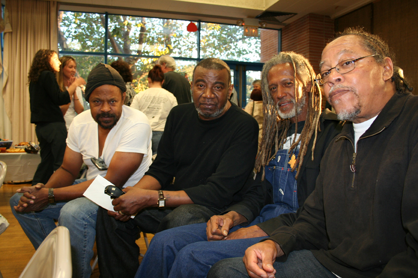 SF-8-Panthers-Elder-Freeman-Arthur-Lee-SQ-Sundiata-Tate-092407-by-JR-web, Salute to the Freeman Brothers! Last testament of Elder Freeman, a giant of a man, Culture Currents