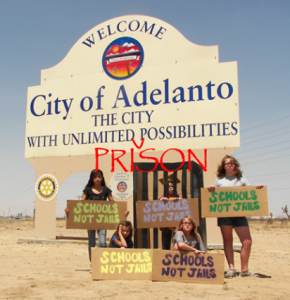 CIVIC-members-protest-Adelanto-prison-jail-expansion-290x300, Immigration policies are criminalizing our communities, National News & Views