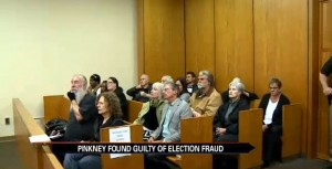 Rev. Pinkney was tried by a white judge, white prosecutor and an all-white jury. In Berrien County, economically and politically dominated by the Whirlpool Corp., the neighboring towns of Benton Harbor, which is nearly all Black, and St. Joseph, which is nearly all white, are not friendly neighbors. – Photo: ABC News