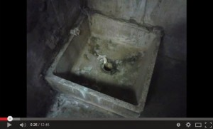 A sink inside St. Clair Correctional Facility – Photo: Free Alabama Movement