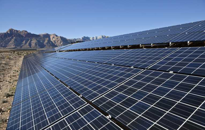This is Big Oil's idea: Blanket the desert with solar panels, then ship the energy hundreds or thousands of miles away, denying homeowners and farmers the opportunity to be paid as customer-generators to generate clean energy at the exact place it will be used.