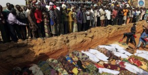 As many as 2,000 people, mostly women, children and the elderly have been murdered in the past week in the area of Baga, northern Nigeria.