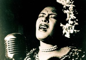 Billie Holiday – Photo courtesy Fulton Archive