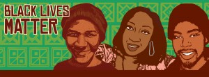 Black Lives Matter- Trayvon, Melissa, Oscar