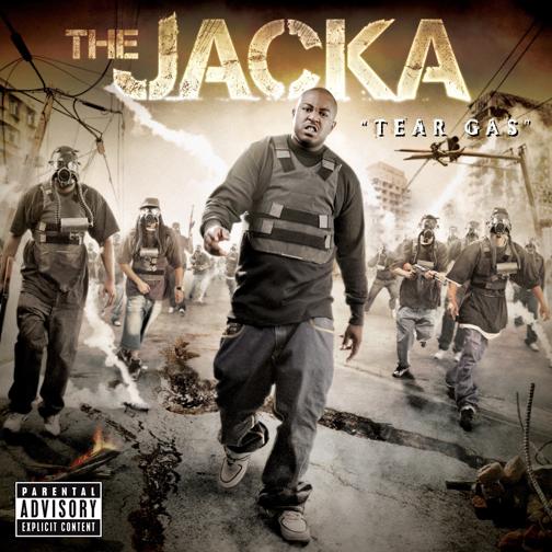 Jacka 'Tear Gas' cover, web