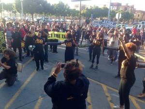 Justice-for-Yuvette-Henderson-celebration-after-5-hrs-shut-down-Home-Depot-Emeryville-022115-by-Forrest-Schmidt-300x225, Black Lives Matter activists shut down Emeryville Home Depot for 5 hours, demand answers in police murder of Yuvette Henderson, Local News & Views
