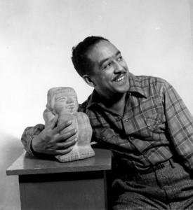 Langston Hughes, 1943 – Photo: Gordon Parks