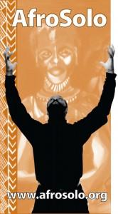 AfroSolo logo, web